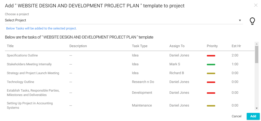 Add-a-Template-to-Projects