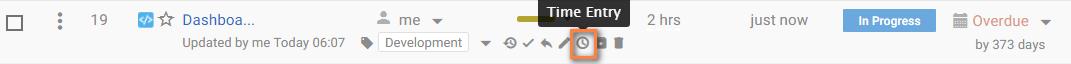 Add Time Log